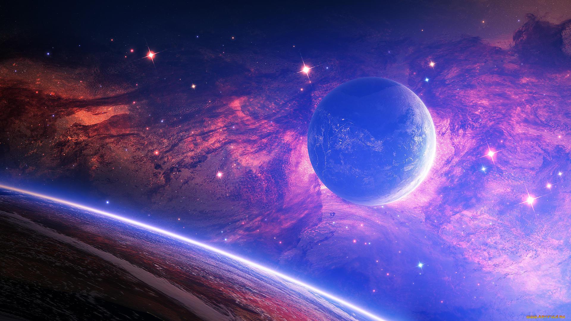 Фотки на рабочий стол космос